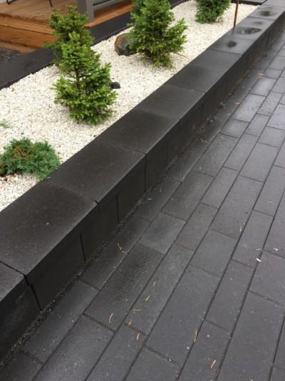 Pilt 7 - Modernne Piano kivi on väga levinud nii eramute kui linnaruumi teede ehituses.