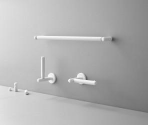 Pilt 5 - Efektselt mängulise disainiga vannitoatarvikute seeria Pebble