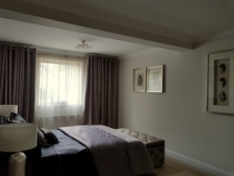57 - Sisekujundaja Monika Kask kujundatud korter Londoni äärelinnas