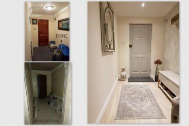 Pilt 12 - Sisekujundaja Monika Kask kujundatud korter Londoni äärelinnas