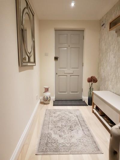 Pilt 11 - Sisekujundaja Monika Kask kujundatud korter Londoni äärelinnas