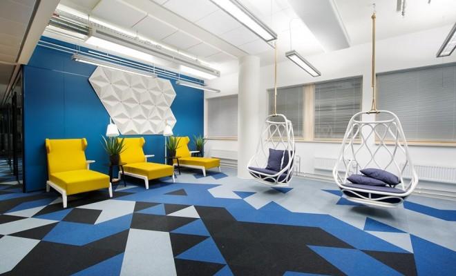Pilt 11 - Playtech Estonia kontor Ülemiste Citys
