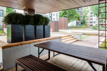 Pilt 12 - City Residence - portjeega luksusmaja Tallinnas