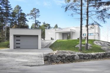 Pilt 21 - Modernses võtmes BAUROC maja Rootsis