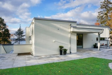 32 - Modernses võtmes BAUROC maja Rootsis