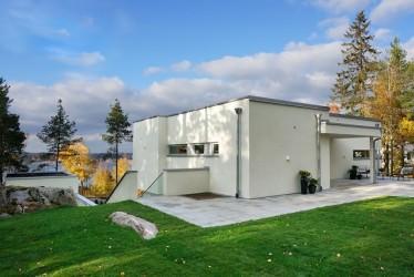 Pilt 10 - Modernses võtmes BAUROC maja Rootsis