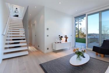 Pilt 22 - Modernses võtmes BAUROC maja Rootsis