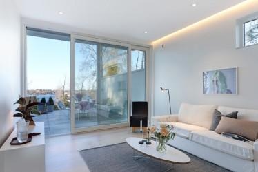 61 - Modernses võtmes BAUROC maja Rootsis