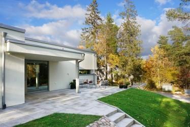 Pilt 29 - Modernses võtmes BAUROC maja Rootsis