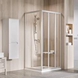 RAVAKil täiustatud SUPERNOVA dušikabiinide uksed ja vanniseinad