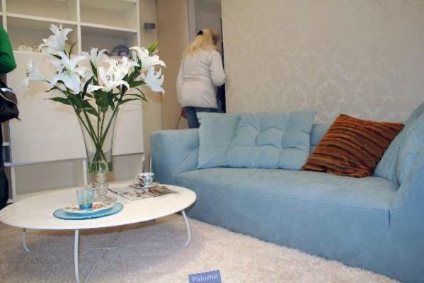 Pilt 3 - Klassikaline sisekujundus - väike korter 2011 (Hrushtshovka, 50 m2)