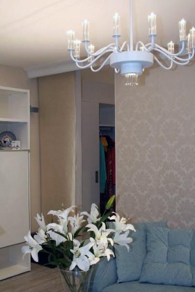Pilt 23 - Klassikaline sisekujundus - väike korter 2011 (Hrushtshovka, 50 m2)