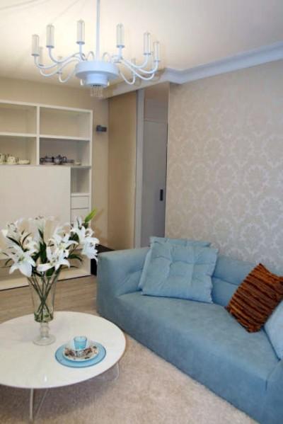 Pilt 12 - Klassikaline sisekujundus - väike korter 2011 (Hrushtshovka, 50 m2)