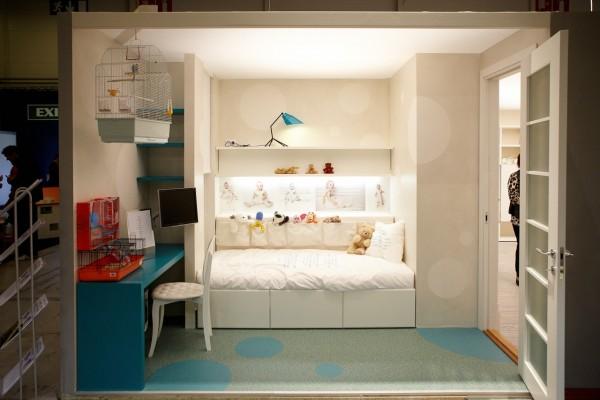 Pilt 27 - Klassikaline sisekujundus - väike korter 2011 (Hrushtshovka, 50 m2)