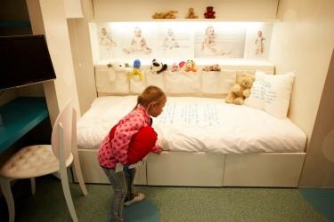 35 - Klassikaline sisekujundus - väike korter 2011 (Hrushtshovka, 50 m2)