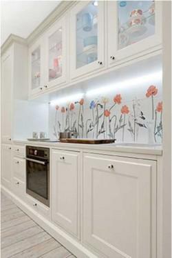 131 - Klassikaline sisekujundus - väike korter 2011 (Hrushtshovka, 50 m2)