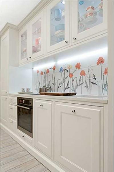 Pilt 4 - Klassikaline sisekujundus - väike korter 2011 (Hrushtshovka, 50 m2)