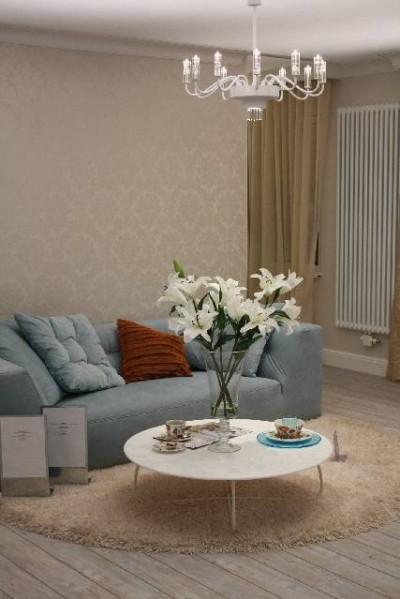 Pilt 21 - Klassikaline sisekujundus - väike korter 2011 (Hrushtshovka, 50 m2)
