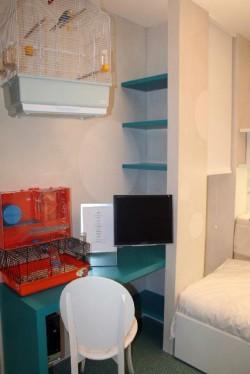 38 - Klassikaline sisekujundus - väike korter 2011 (Hrushtshovka, 50 m2)
