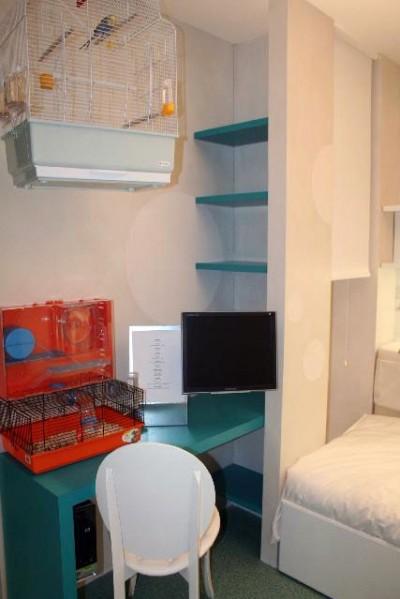 Pilt 30 - Klassikaline sisekujundus - väike korter 2011 (Hrushtshovka, 50 m2)