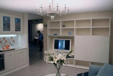 110 - Klassikaline sisekujundus - väike korter 2011 (Hrushtshovka, 50 m2)