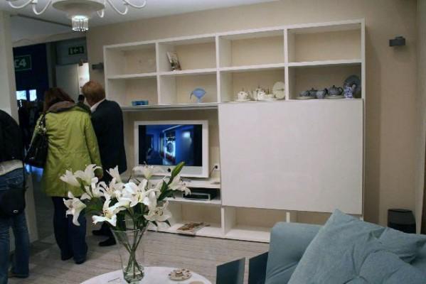 Pilt 13 - Klassikaline sisekujundus - väike korter 2011 (Hrushtshovka, 50 m2)