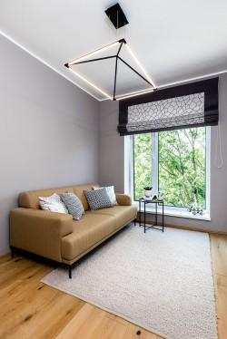 Pilt 14 - Moodne ja helge uue korteri sisekujundus Tallinnas