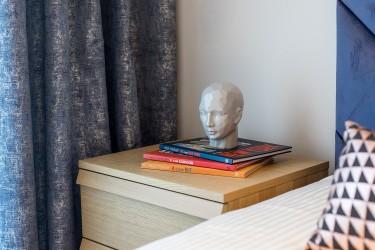 18 - Moodne ja helge uue korteri sisekujundus Tallinnas