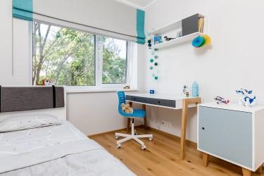 23 - Moodne ja helge uue korteri sisekujundus Tallinnas