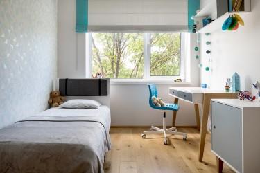 22 - Moodne ja helge uue korteri sisekujundus Tallinnas
