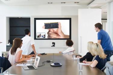 9 - Videokoosoleku kiiret ja mugavat ülesseadmist võimaldab ClickShare!