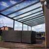 Klaasitud terrass annab väljas olemise aega juurde