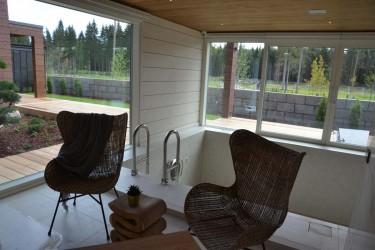 Pilt 2 - Muljeid Soome elamumessilt Tuusulas