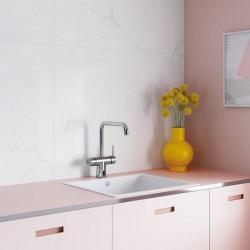 Pilt 5 - Damixa Touchless puutevaba segisti köögis.