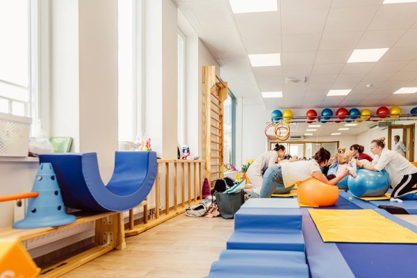Pilt 37 - Babysport beebide spordikeskus. Ülemiste tervisemaja - foto Marek Metslaid