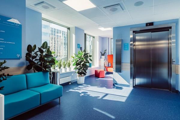 Pilt 14 - Ülemiste tervisemaja - foto Marek Metslaid