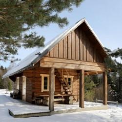 Saunamaja ehitamine - lähtu vajadusest mitte ehitusloa taotlusnormist