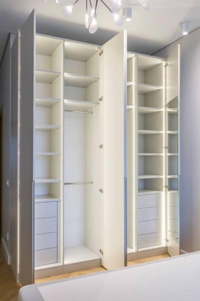 Pilt 11 - LED-valgus magamistoa garderoobikapis