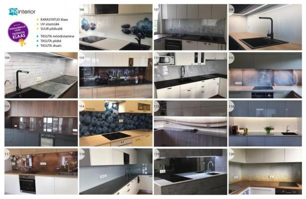Pilt 12 - 5 lahendust köögitasapinna tagaseina katmiseks!
