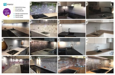 Pilt 15 - 5 lahendust köögitasapinna tagaseina katmiseks!