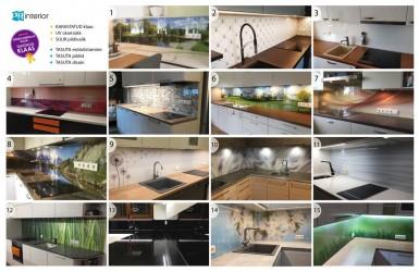 Pilt 19 - 5 lahendust köögitasapinna tagaseina katmiseks!