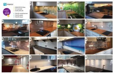 Pilt 17 - 5 lahendust köögitasapinna tagaseina katmiseks!