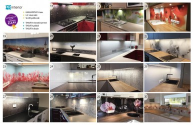 Pilt 18 - 5 lahendust köögitasapinna tagaseina katmiseks!
