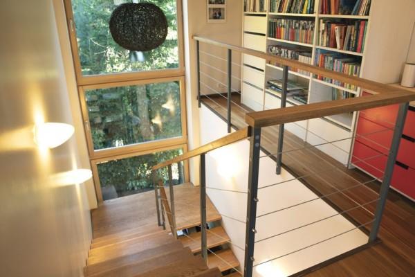 Pilt 6 - Modernse arhitektuuriga kivimaja - valgusküllane kodu lapsepõlvemaal
