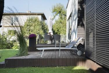 Pilt 2 - Modernse arhitektuuriga kivimaja - valgusküllane kodu lapsepõlvemaal