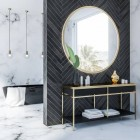 Luksusliku välimusega vannituba: Kuidas seda taskukohaselt teha?