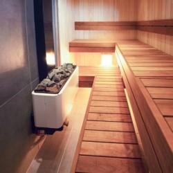 Saunumi keriste unikaalne tehnoloogia ühtlustab kuuma ja külma õhuvoolu