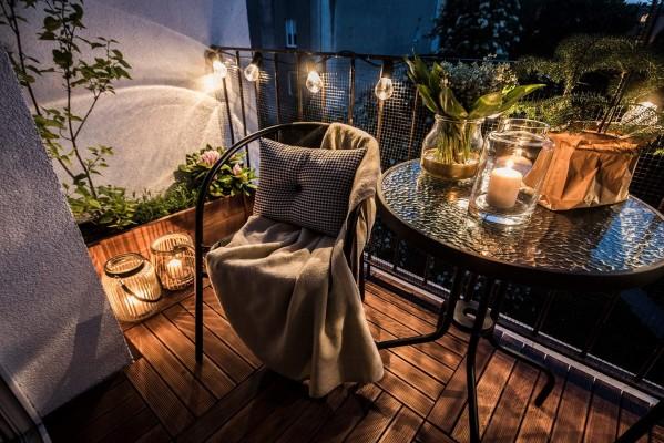 Puidust moodulpõrand - hea valik rõdule, terrassile ja sauna - 9