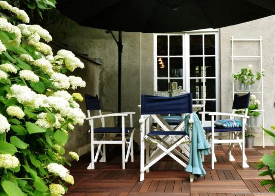 Puidust moodulpõrand - hea valik rõdule, terrassile ja sauna - 3