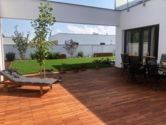 3 - Puidust moodulpõrand - hea valik rõdule, terrassile ja sauna